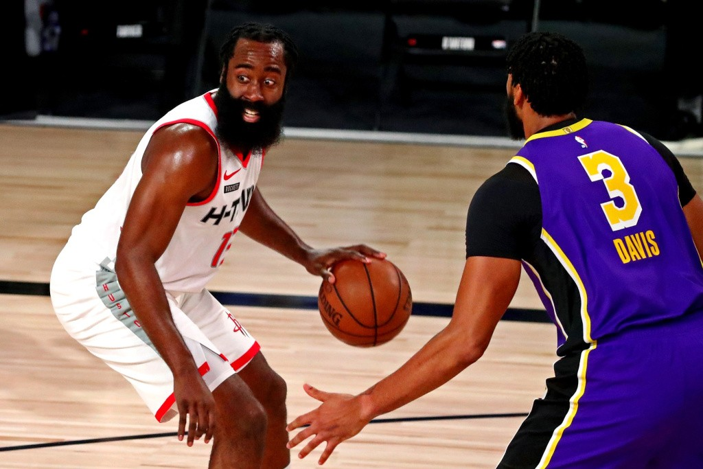 Rockets' small ball creates problems for Lakers - 24.Storycle